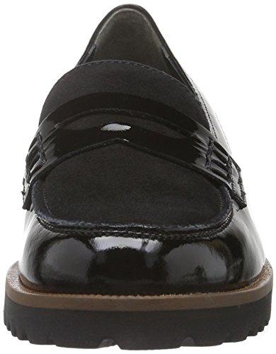 Gabor Shoes Fashion, Mocassini Donna Nero (schwarz Ra.cuoio)
