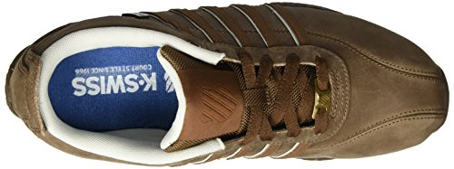 K-Swiss Herren 02453-238-m Sneakers Braun (BISON/BIRCH/TOBACCO BROWN)