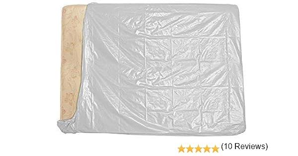 Simba Paper Design 5 Sacchi per Materasso 2 piazze x trasloco//conservare Mis cm 194 x 235 Bianco Coprente 100/%