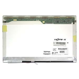Ecran TFT, Dalle LCD 15.4 WXGA 1280x800 de remplacement, compatible pour HP Pavilion dv5-1135ef, 30 broches, 1 x néon ( 1 x CCFL ), NOTE-X / DNX