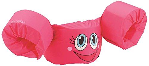 Sevylor Schwimmflügel Puddle Jumper, für Kinder und Kleinkinder von 2-6 Jahre, 15-30kg, Schwimmscheiben, pink