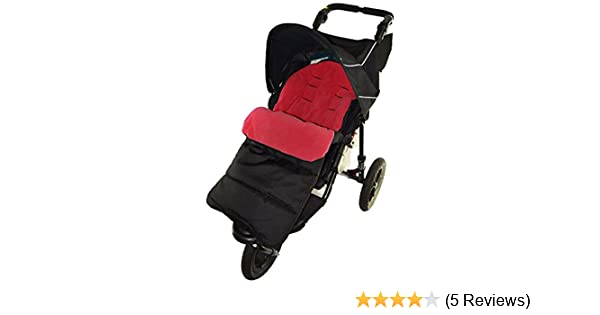 Footmuff//Cosy Toes Compatible with Maclaren Triumph Pushchair Dolphin Grey