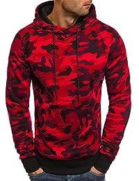 185d345bea0c Amazon.fr   camouflage - Sweats à capuche   Sweats   Vêtements