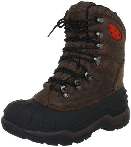 Kamik Blacktail2 WK0040, Stivali da neve uomo Marrone (Braun (gau))