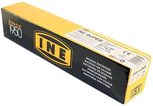 Proweltek: 270 Électrodes rutiles acier ø 2,5 mm