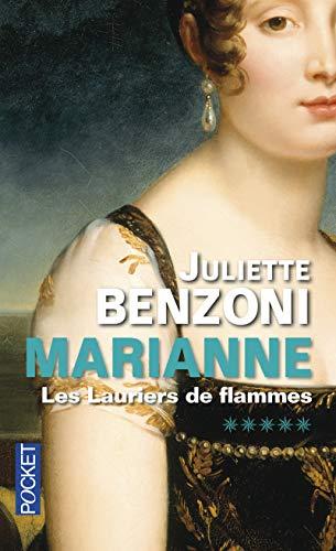 Les Lauriers de flammes 2 en 1 (5) par Juliette BENZONI