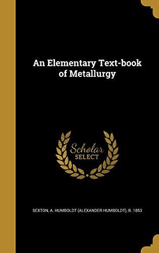ELEM TEXT-BK OF METALLURGY