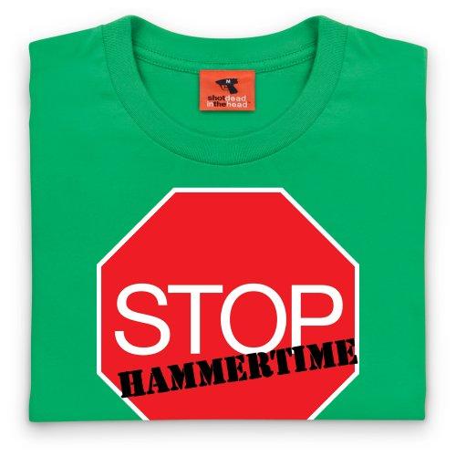 Stop! Hammertime T-Shirt, Herren Keltisch-Grn