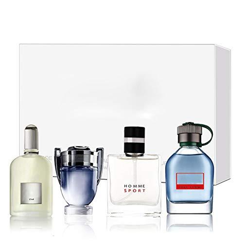 4 * 25ml Parfum Homme - 4 parfums différents,Respire un...