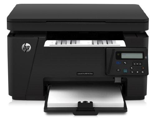 HP LaserJet Pro M 125nw Stampante Multifunzione, MFP, USB 2.0 Hi-Speed, Wi-Fi, Nero