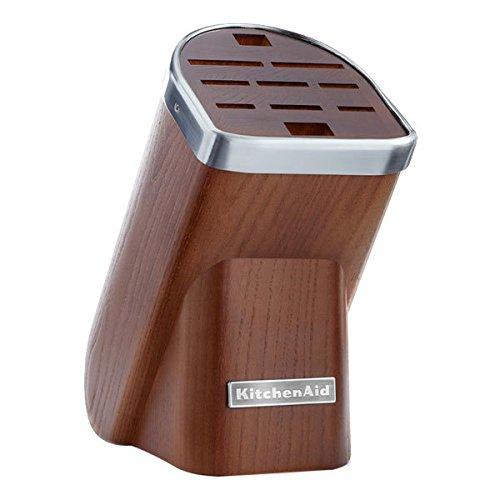 Preisvergleich Produktbild KitchenAid KKFMA01DA Solo-Messerblock dunkel