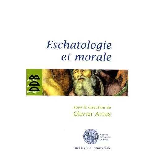 Eschatologie et morale