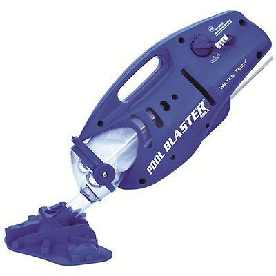 Water Tech Pool Blaster Max Battery Operated Swimming Pool &