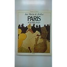 "París de la ""belle epoque"""