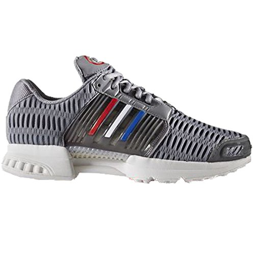 new arrival db7db 719bf adidas Men s Climacool 1 S76528 Trainers, Grey Red White, ...