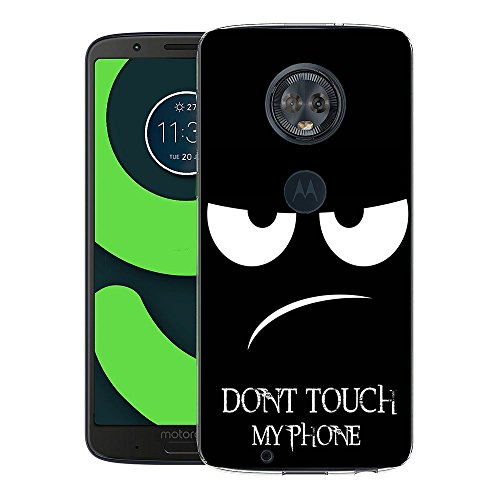 Moto G6 Plus (2018) Handy Tasche, FoneExpert® Ultra dünn TPU Gel Hülle Silikon Case Cover Hüllen Schutzhülle Für Motorola Moto G6 Plus (2018) (Phone Case Motorola Ultra)