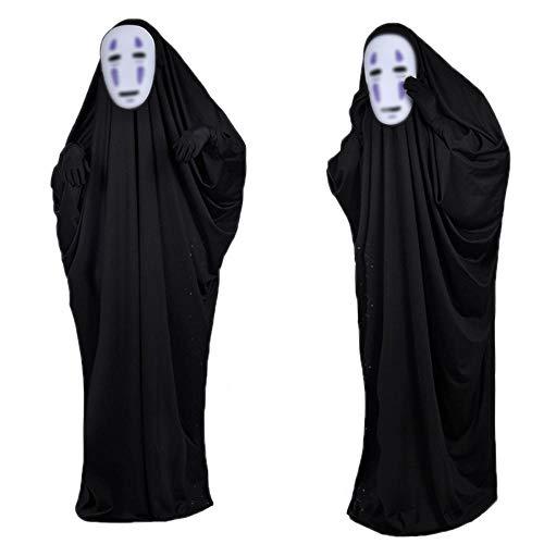 Kaonashi Kostüm - XFei Halloween Kleider Spirited Away