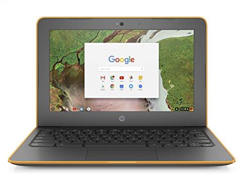 HP Chromebook 11 G6 EE Zilver 29,5 cm (11,6 Zoll) 1366 x 768 Pixel Touchscreen 1,10 GHz Intel Celeron N3350