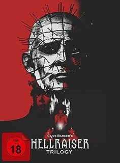 Hellraiser Trilogy - Collector's Edition im Digipak [Blu-ray]