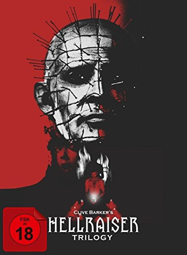 Hellraiser Trilogy - Collector's Edition im Digipak (DVD)
