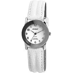 Akzent Damen-Uhren mit Polyurethan Lederband SS7322000023