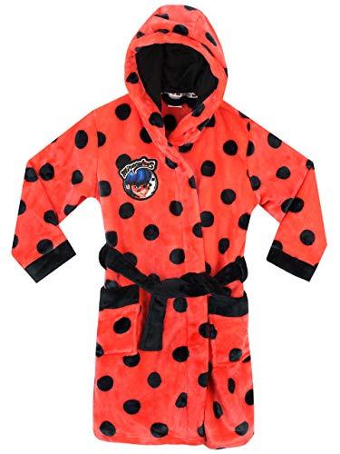 Miraculous - Robe de Chambre - Ladybug - Fille - Multicolore - 4-5 Ans