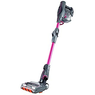 Shark Cordless Stick Vacuum Cleaner [IF200UKT] Pet Hair, Single Battery, Pink
