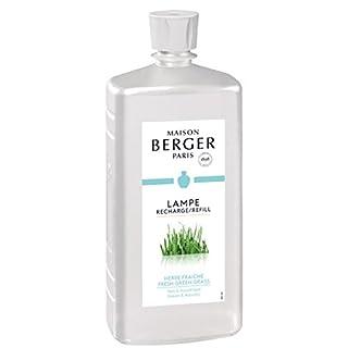 Maison Berger Fresh Green Grass 1L Lampe Refill