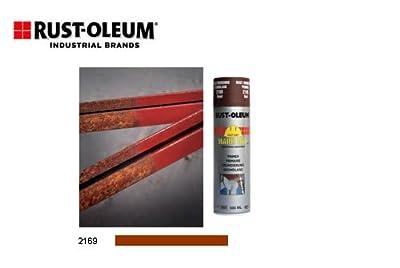 Rust Oleum 2169 Hard Hat Red Anti Rust Aerosol Metal Primer Spray Paint 500ml von Rust Oleum - TapetenShop