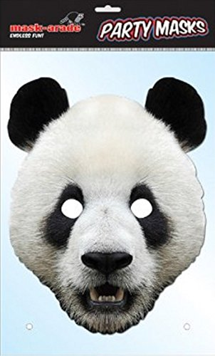 RUBIES MASQUERADE CO UK LTD MASK PANDA