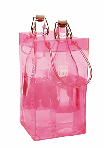 Gimex 17418 Ice.Bag Basic Pink-King Size, Autre, Rose, 1833