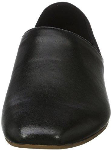 Vagabond Ayden, Pantoufle Femme Schwarz (Black)