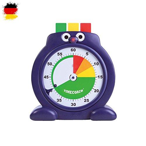 Die intelligente Zeituhr Timer Lernuhr Stoppuhr für Kinder Eltern Lehrer Schule, Uhr, Zeit, Lernen,...