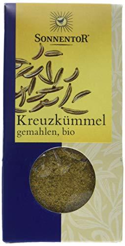 Image of Sonnentor Kreuzkümmel gemahlen, 1er Pack (1 x 40 g) - Bio