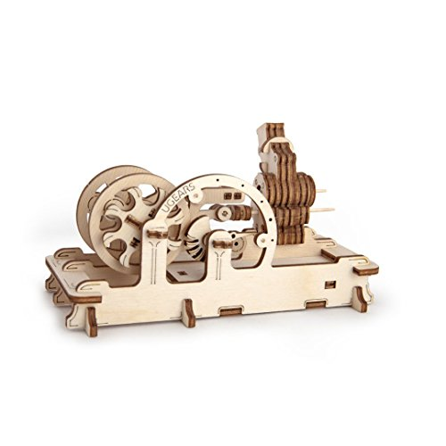Engine - Mechanical Model Construction Kit by UGears