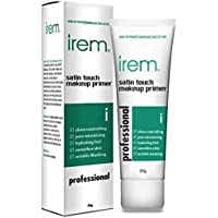 Irem Satin Touch Makeup Primer - Shine controlling, Pore minimising, Wrinkle Masking, Smoothes Skin - Use under makeup or Stand alone product