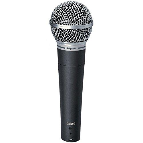 Microfono PROEL DM580 dinamico cardioide per voce