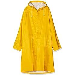 Neri Impermeable De Color Amarillo Talla XXL Para Hombre Y Mujer