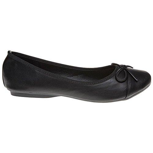 Xti 53167 Mädchen Schuhe Schwarz Schwarz