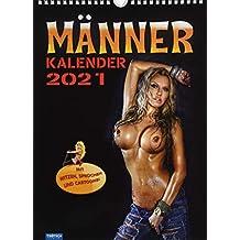 """Erotikkalender """"Männerkalender"""" 2021: mit Witzen, Sprüchen und Cartoons"""
