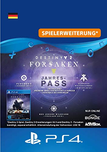 Jahrespass - Jahrespass Edition | PS4 Download Code - deutsches Konto ()