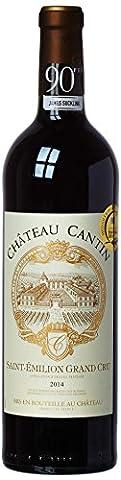 CHATEAU CANTIN France Bordeaux Vin Rouge AOP Saint Emilion Grand