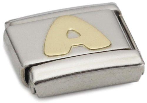 Nomination 030101 - Link unisex, acciaio inossidabile