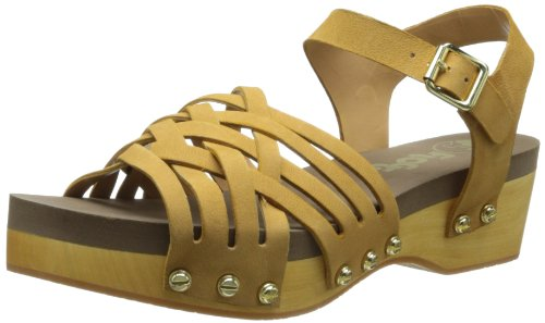 Flogg Milli Donna US 10 Beige Sandalo
