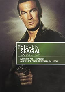 Steven Seagal Collection [DVD] [Region 1] [US Import] [NTSC] (B004SEUJ1O)   Amazon price tracker / tracking, Amazon price history charts, Amazon price watches, Amazon price drop alerts
