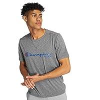 00004418 M-T-Shirt Athl. Institutionals For Men - Grey L (210742EZ501)