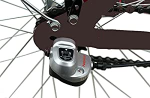 Citybike 28' Zoll Aluminium 3-Gang Nabenschaltung STVZO Nabendynamo Rücktritt RH 48cm