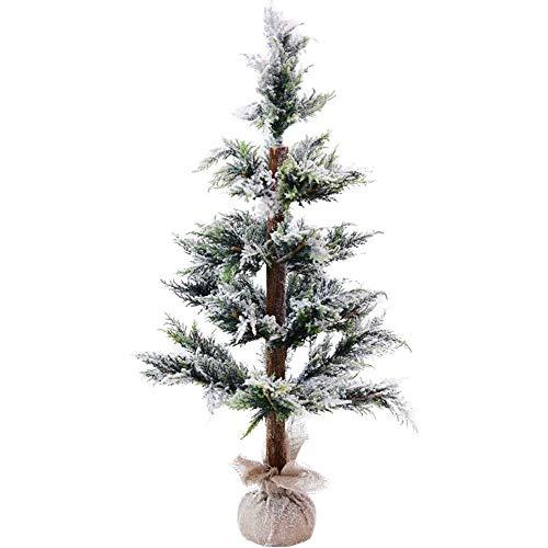 TDPYT Schneeflocke Weihnachtsbaum 1 5 M Pe Schneespray Simulation Zeder / 90/1.2 Plus Schneeflocke Schneeflocke 90 / 3Kg