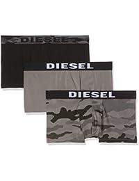 Diesel 00sab2/03,Men's Boxer Briefs,Pack of 3