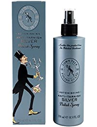 Tow Talk Anti- Tarnish Spray Silver Polish 250ml
